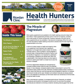 Health Hunters – The Miracle of Magn