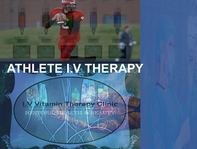 athlete iv vitamin therapy