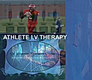 Athlete I.V Vitamin Therapy