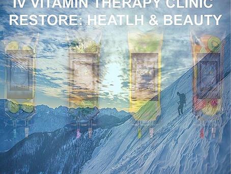 I.V Vitamins