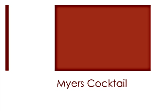 The Myers Cocktail