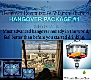 hangover iv vitamin therapy