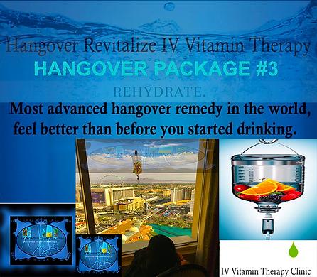iv hangover infusion