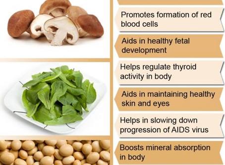 The Health Benefits of Vitamin B2