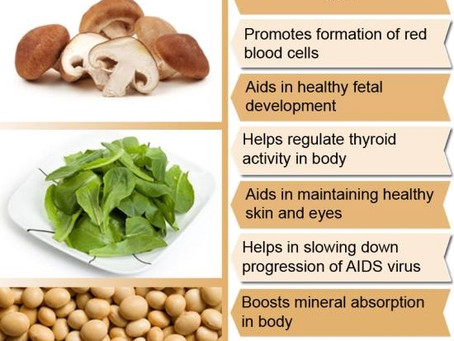The Health Benefits of Vitamin B2