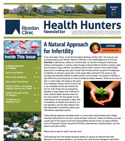 Health Hunters – A Natural Approach