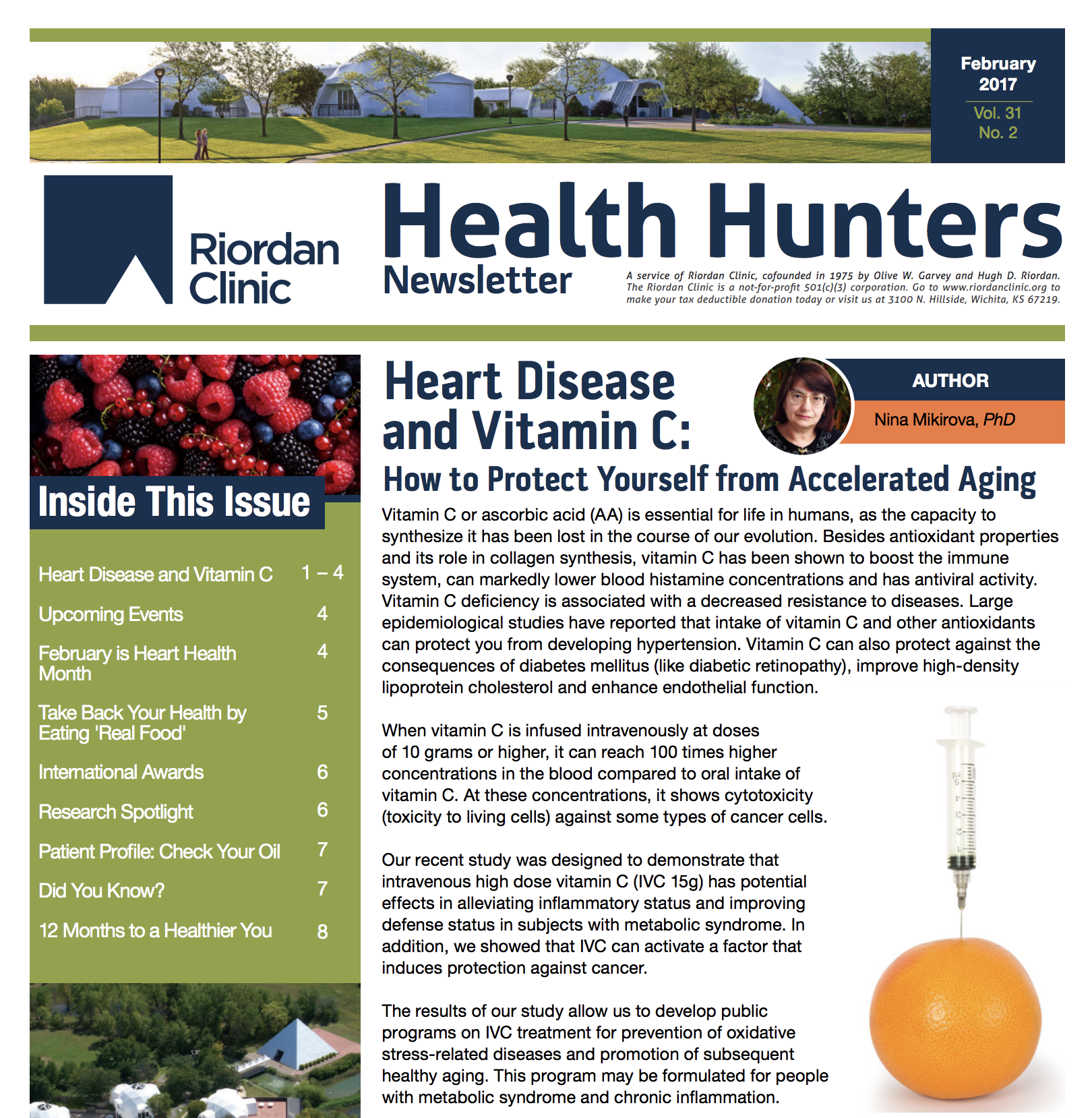 Health Hunters – Heart Disease and V