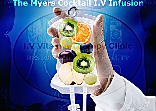 The Myers Cocktail I.V Vitamin Therapy C