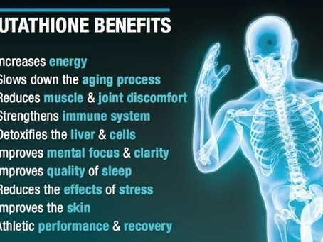 Glutathione or GSH, is the most powerful naturally occurring antioxidant in all human cells.
