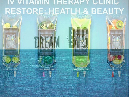 What is IV Vitamin Therapy
