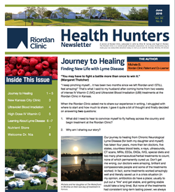 Health Hunters – Journey to Healing:
