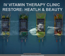 IV Vitamin Therapy Clinic 💦 specializes