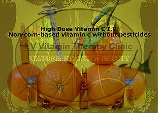 High Dose I.V Vitamin C