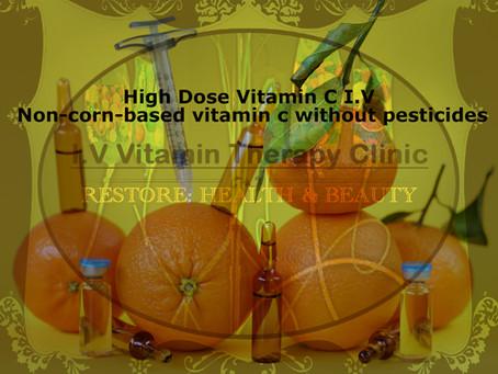 IV Vitamin C During Chemo