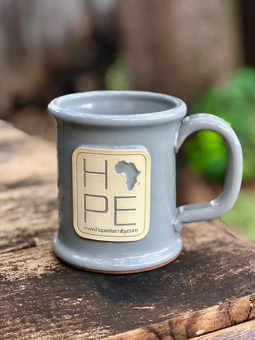 HOPE Stoneware Mug