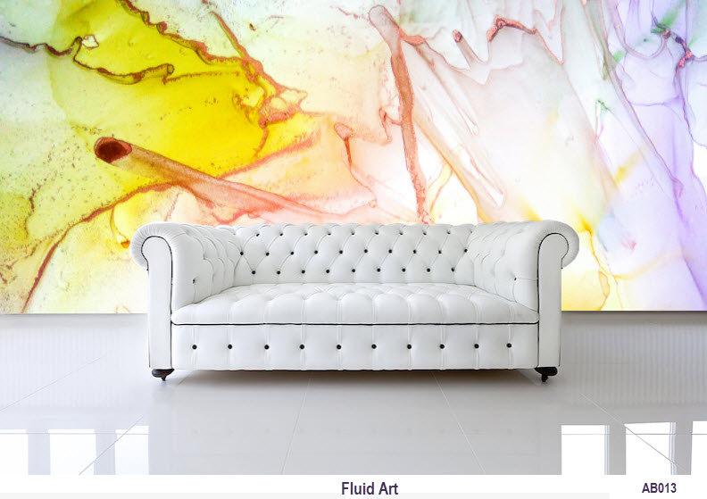 AB013 Fluid Art