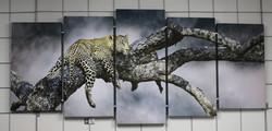Custom Split Canvas Printing