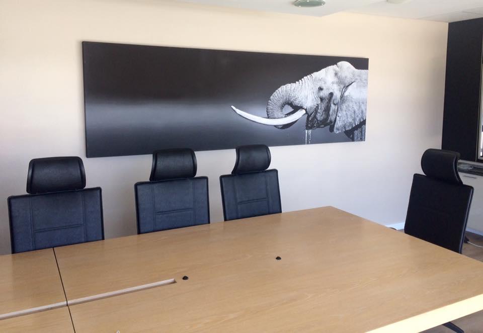 WKH House in Windhoek - Huge canvas prints1