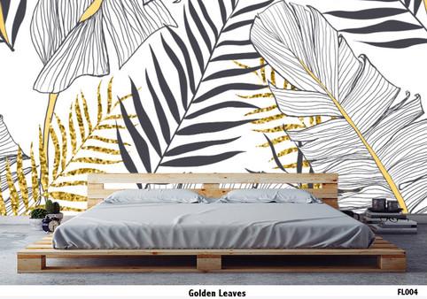 FL004 Golden Leaves