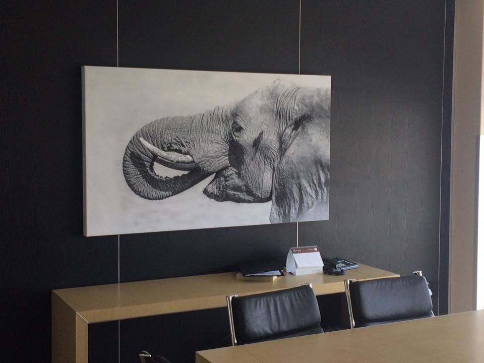 WKH House in Windhoek - Huge canvas prints5