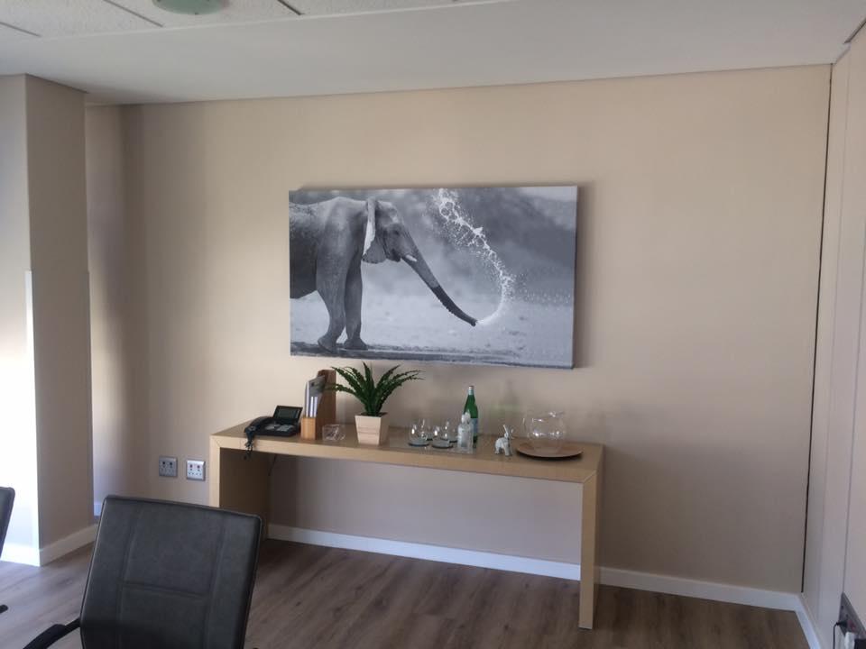 WKH House in Windhoek - Huge canvas prints7