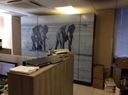 Turn industrial office in work of art 1