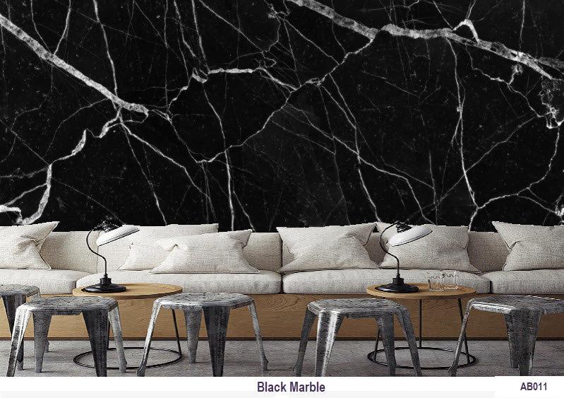 AB011 Black Marble