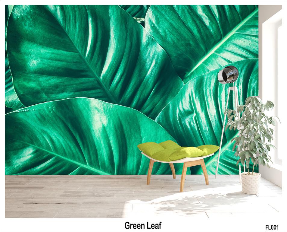FL001 Green Leaf