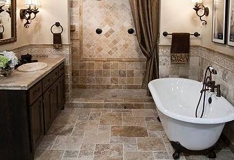 Bathroom redeling