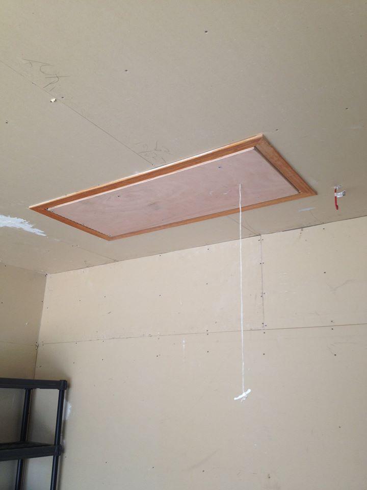 attic ladder 1