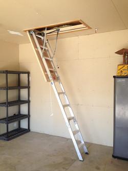 attic ladder 2