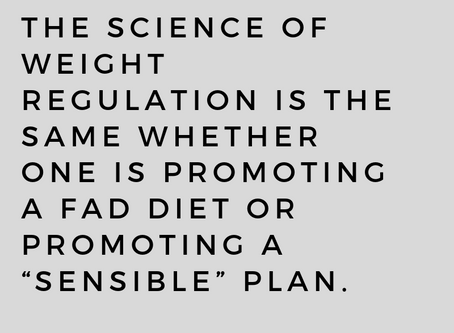 Weight Science and the Humble Evolution of a Non-Diet Dietitian