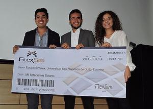USFQ Quito - 2018 1er puesto - Concurso