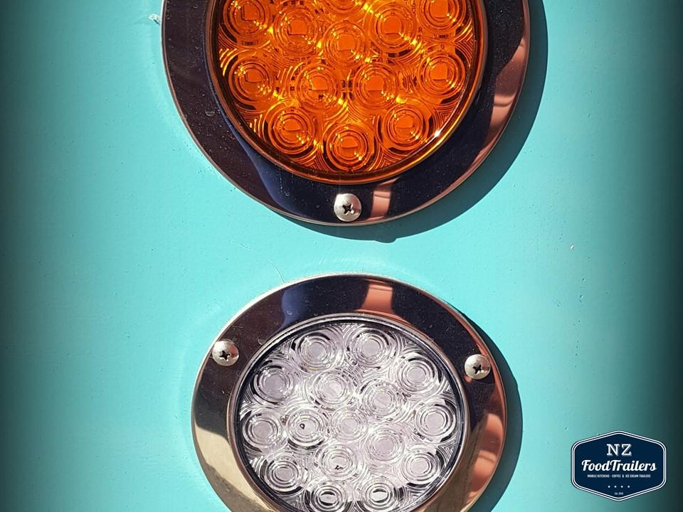 retro lights