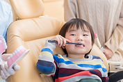 子供歯科治療