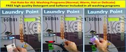 DOMUS Laundry Point