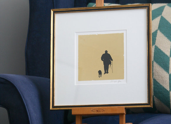 Framed Man's Best Friend