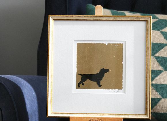 Framed Spaniel
