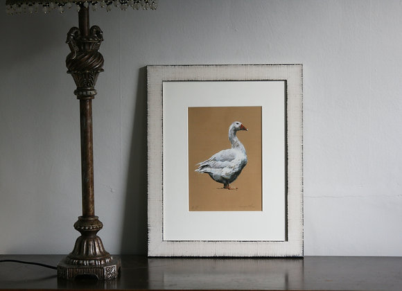 Small Framed Goose