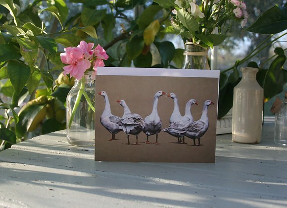 Toutes Directions - Geese