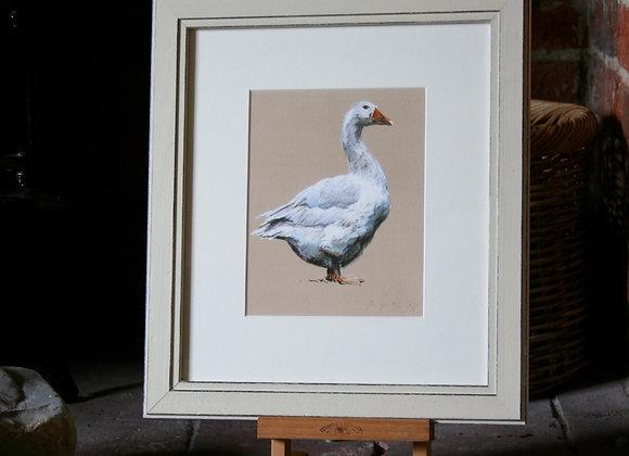 Small Framed Goose