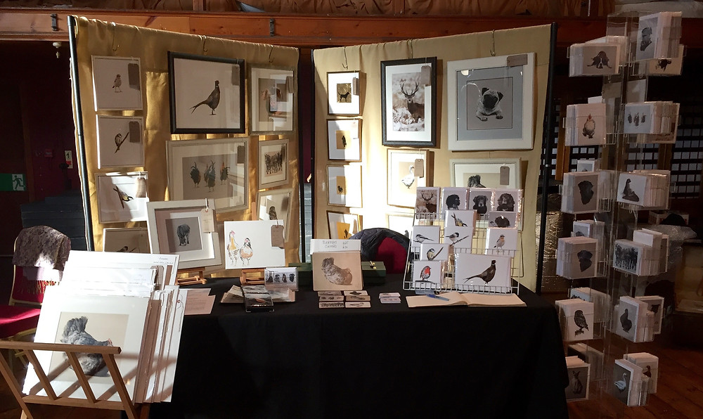 Luxury Christmas Gift Fair at Salomons Estate