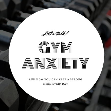 Gym Anxiety