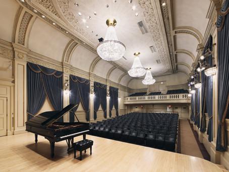 Carnegie Hall 2020