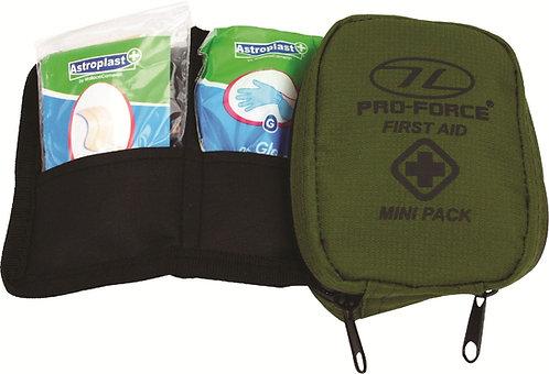 Military First Aid Kit - Mini