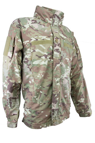 Commando Soft Shell Jacket