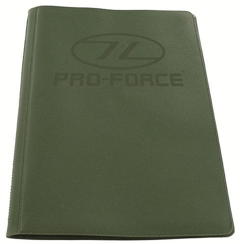 Military Document Folder A6