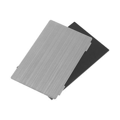 Base Acero Magnética Flexible 138x78mm Creality
