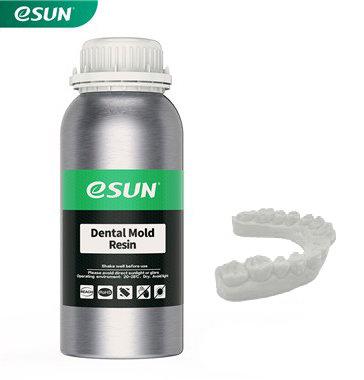 Resina Modelado Dental Transparente 1Lt Esun