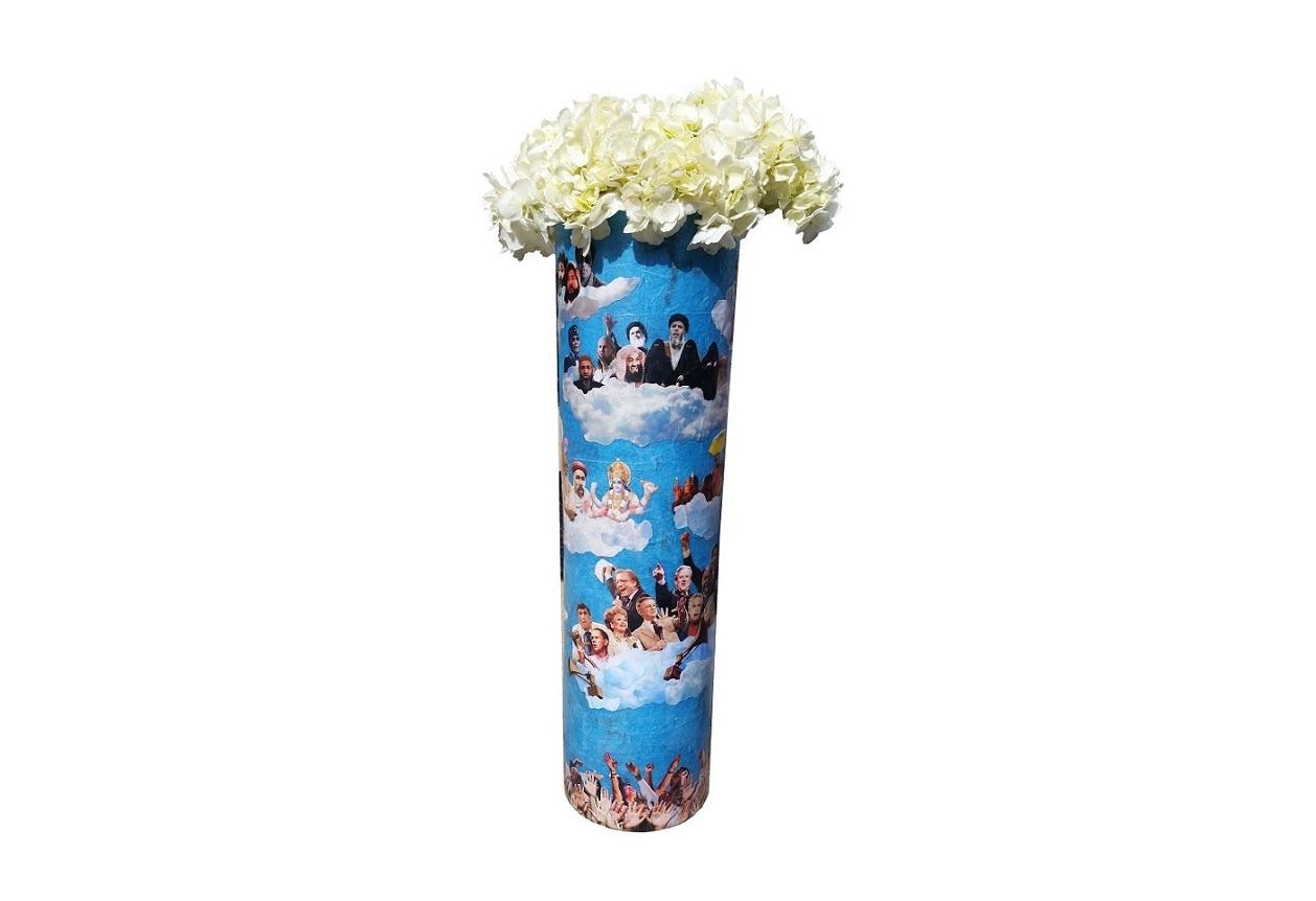 Heavenly Vase 2015